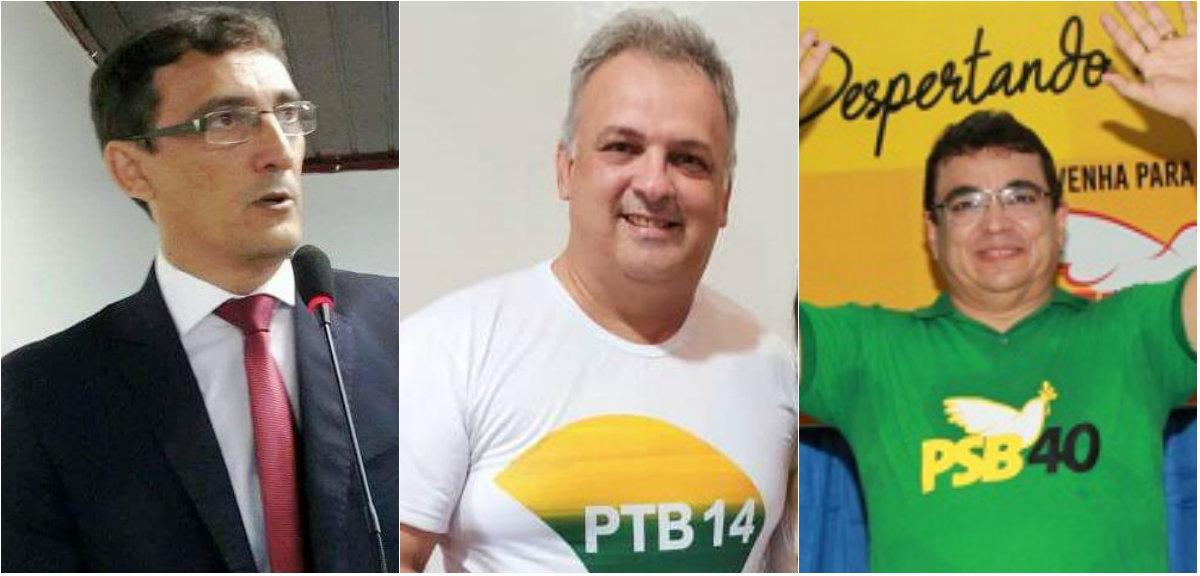 Médico do PTB lidera pesquisa da Doxa para prefeito de Altamira