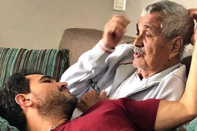 Celebridade:  Sr:Francisco Camargo morre aos 83 anos,Pai de Zezé Di Camargo e Luciano