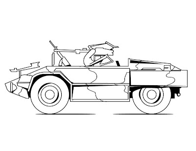 army jeep coloring pages | Military Jeep Coloring Page – Colorings.net