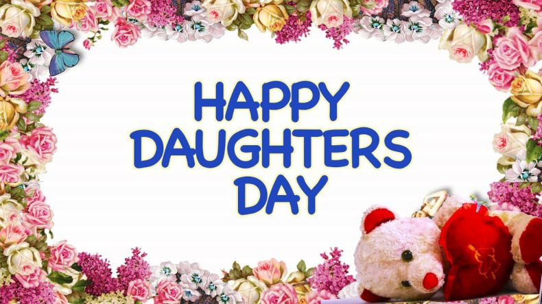 National Daughters Day Wishes Photos