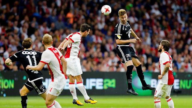 Hasil Play-off Liga Europa