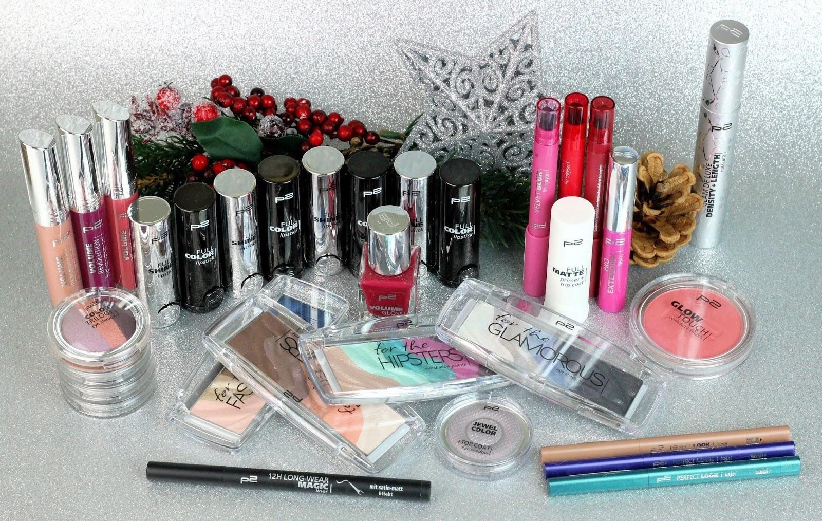 beauty, beauty box, drogerie, farbtrends, gewinnspiel, giveaway, kosmetikpaket, kostenlos, lidschatten, lippenstift, nagellack, neue theke, neues sortiment, neuheiten, p2 cosmetics, produkte testen, verlosung,
