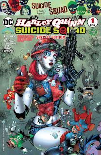 DC Renascimento: Arlequina - Especial #1