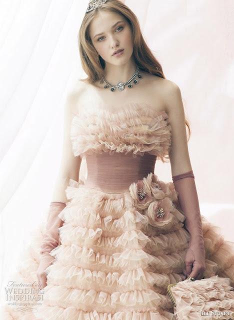 Jill Stuart Wedding Dress