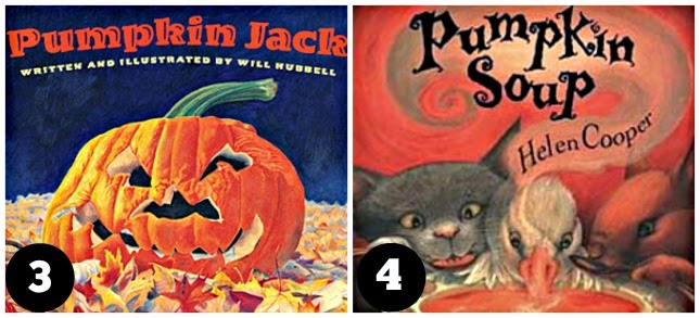 Fall children books
