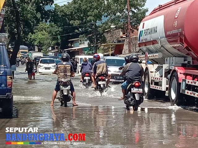 Update Banjir Bandung Selatan, Minggu Sore 5 April 2020