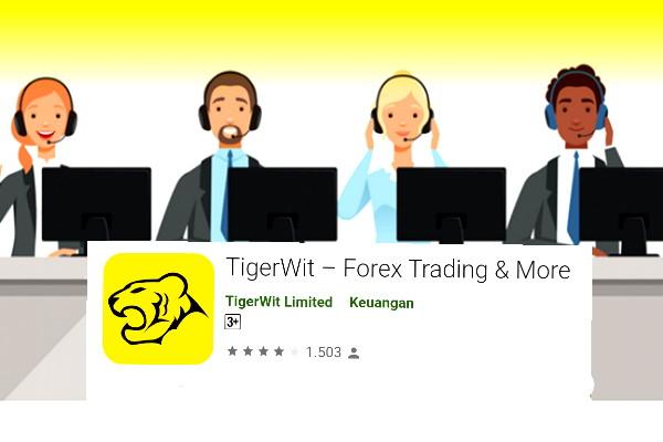 TigerWit Platform Perdagangan Global
