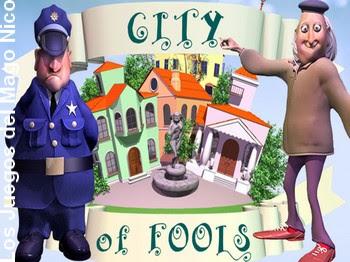 CITY OF FOOLS - Guía del juego y vídeo guía B
