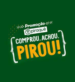 Promoção Piraquê 2020 - Achou Ganhou!