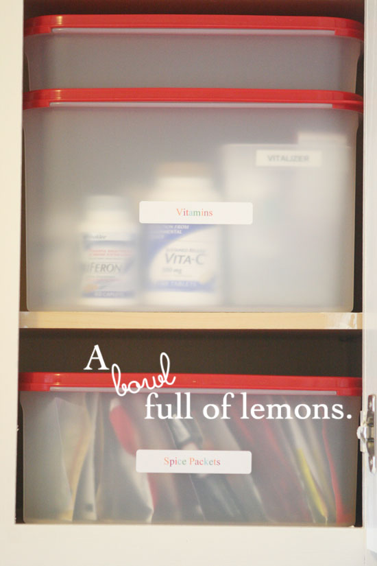 Week 5 Challenge Kitchen Organization And A Giveaway