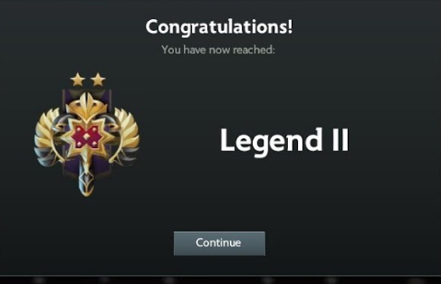legend medal dota 2