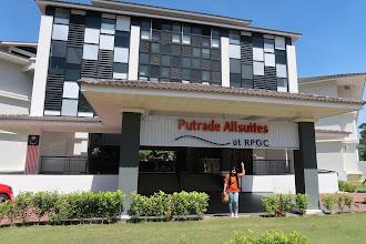 Jom Check-In di Putrade Allsuites @RPGC jika anda ke Ipoh, Perak.