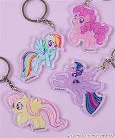 My Little Pony x Wego Keychains
