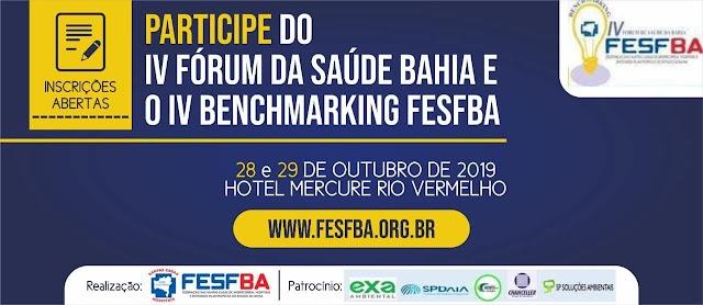 IV Benchmarking FESFBA tem número recorde de inscrição de cases