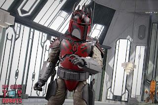 Star Wars Black Series Mandalorian Super Commando 11