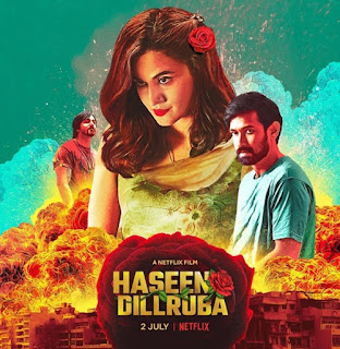 Haseen Dillruba First Look Poster 2