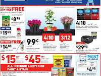 Lowe's Weekly Specials May 23 - May 29, 2019