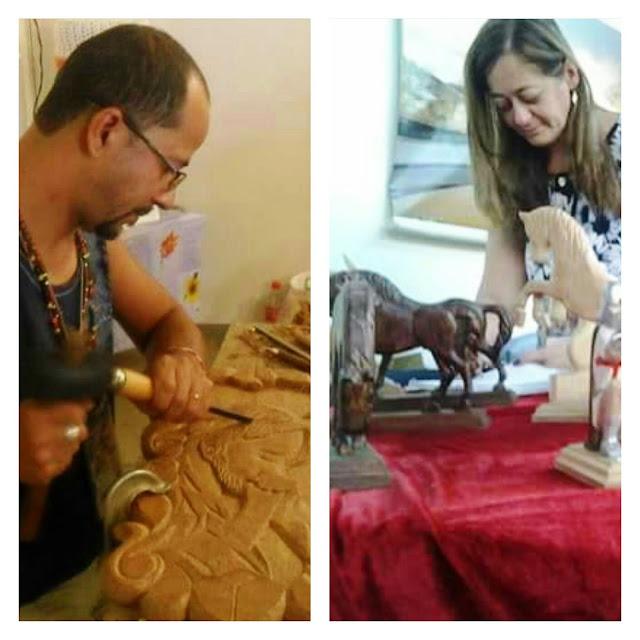 Coisicas Artesanais - entrevista com Marcos e Noeli