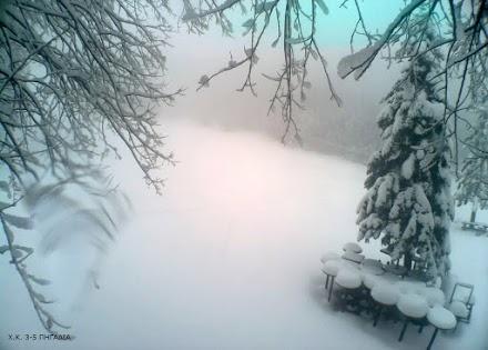 Στα λευκά τα χιονοδρομικά (photos)