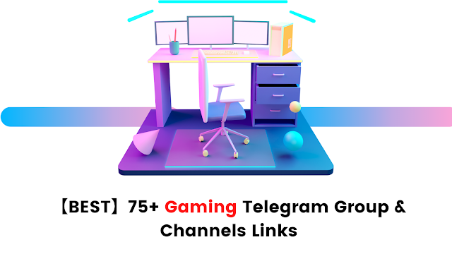 Gaming Telegram Group & Channels Links