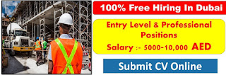 Electrical Project Engineer Job Recruitment in Construction Company Dubai