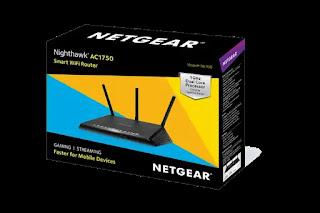 NETGEAR R6700 Nighthawk Gigabit Ethernet