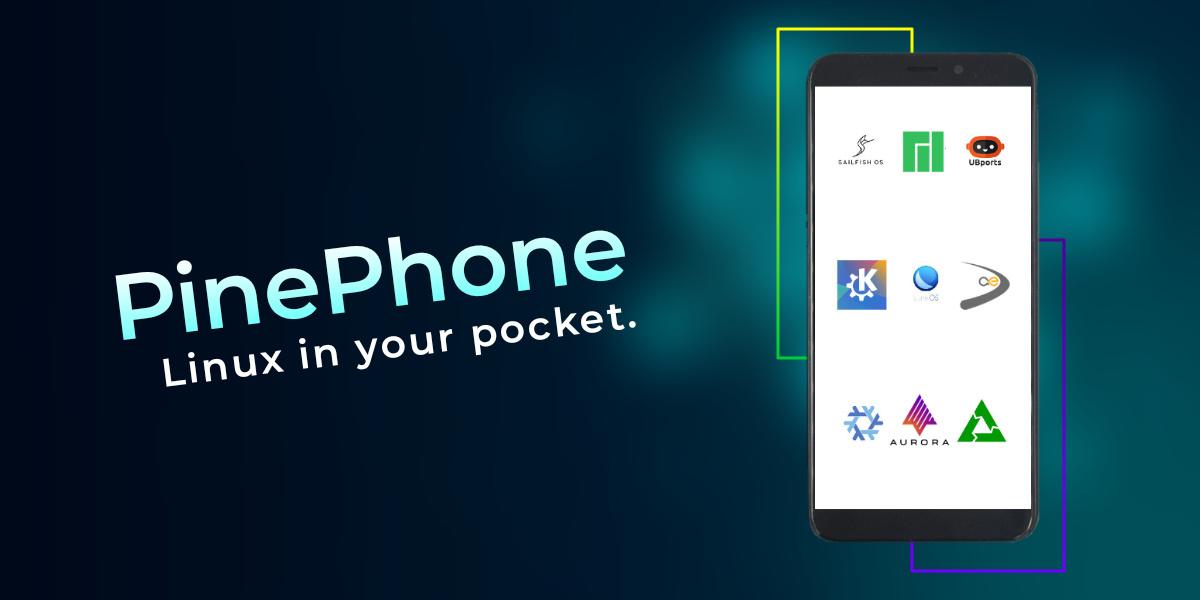 pinephone - linux phone pine 64