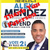 Dominicano Alex Méndez es electo concejal ciudad de Paterson en Nueva Jersey