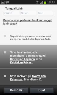 Cara Instal dan Daftar Aplikasi BBM Android Mudah dan Cepat