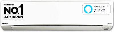 Panasonic 1.5 Ton 5 Star Wi-Fi TSwin Cool Inverter Split AC