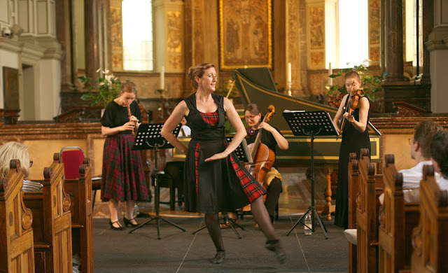 The Pheasant's Eye - Ensemble Hesperi & Kathleen Gilbert - St Marylebone Festival