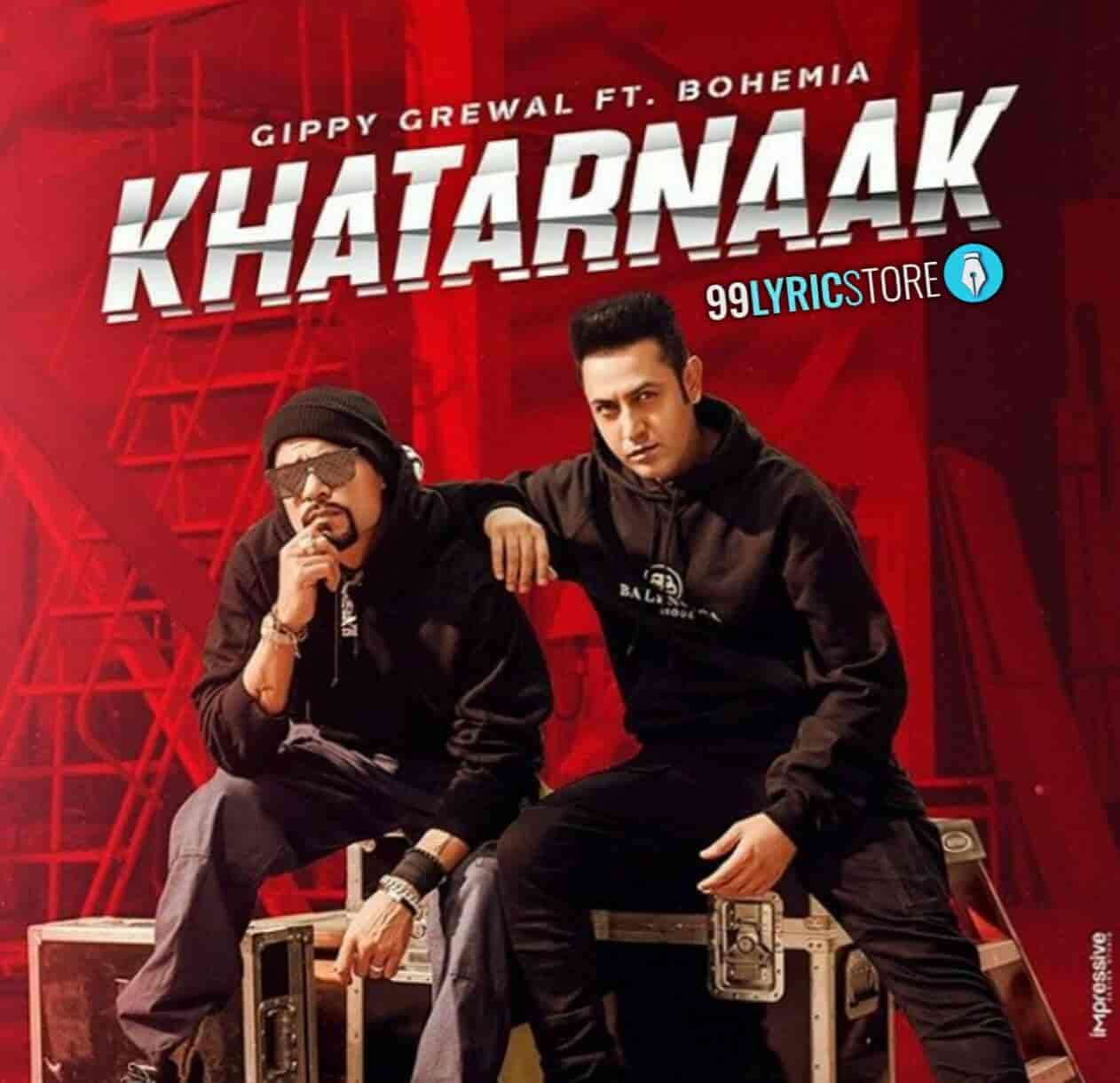 Khatarnaak Lyrics Images Gippy Grewal