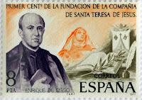 CENTENARIO DE LA FUNDACIÓN DE LA COMPAÑÍA DE SANTA TERESA DE JESÚS
