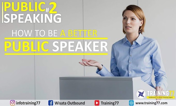 HOW TO BE A BETTER PUBLIC SPEAKER #1