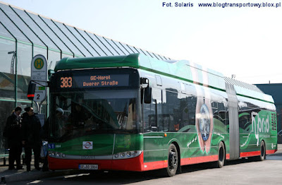 Solaris Urbino 18 DIWAhybrid