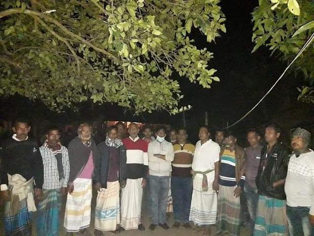 ৮ নং পাগলাকানাই ইউনিয়ন পরিষদ নির্বাচনের   গন সংযোগ