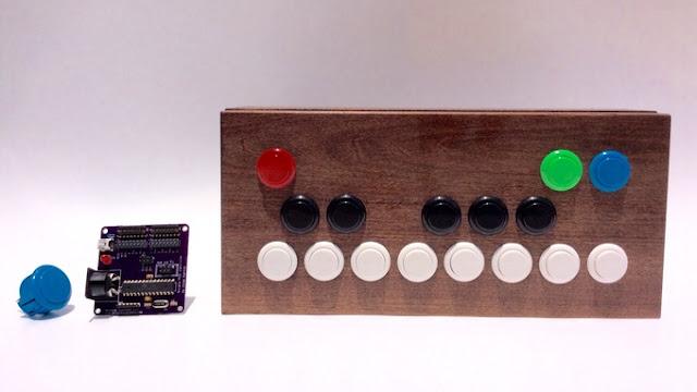 Matrixsynth Arcano Midi Controller Board Kickstarter Campaign