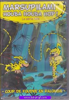 Dvd, Marsupilami, houba, houba, hop!, 2009