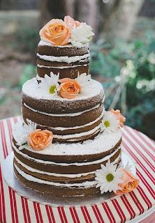 Naked Cake, Tortas Desnudas
