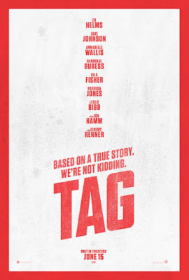 Tag 2018 Movie Poster 1
