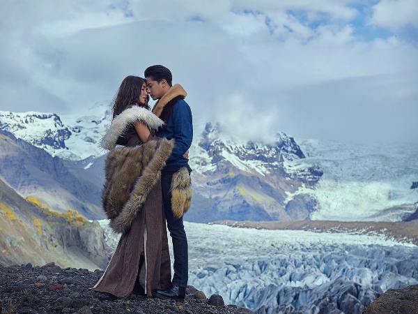 OMG! Stunning Photos of KathNiel for Mega Magazine