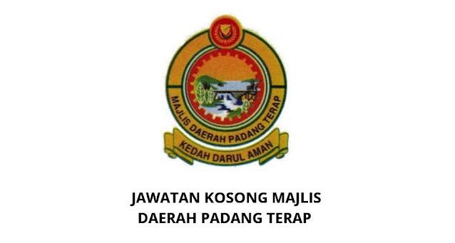 Jawatan Kosong Majlis Daerah Padang Terap 2021 (MDPT)