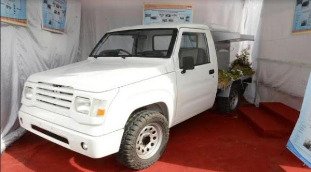 Ini Wajah Mobil Pedesaan yang Dijual Rp 60 Juta