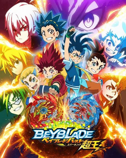 Beyblade Burst Surge Season 05 All Images In Hd