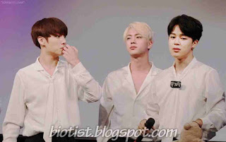 Photos Of Jin BTS with Jungkook BTS and Jimin BTS