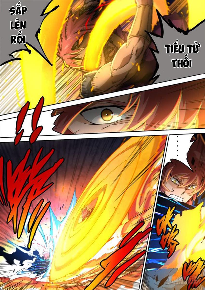 Quyền Bá Thiên Hạ chap 226 - Trang 3