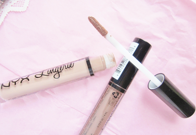 NYX Lip Lingerie Liquid Lipsticks Beauty Review