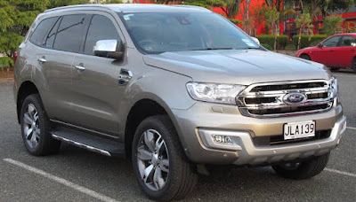 Ford Endeavour Review: Goods and Bads : Teamstechnology