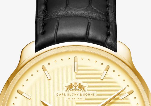Carl Suchy & Söhne Waltz N°1 Gold