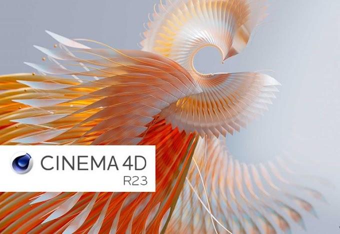 Maxon Cinema 4D Studio R23.008 [WIN] Full Version Free Download